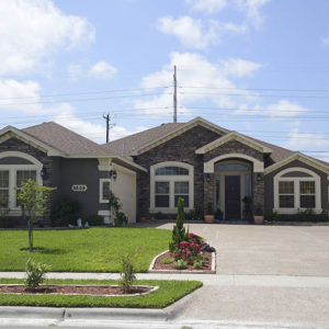 Exterior New Home