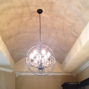 Sphere Light Chandelier