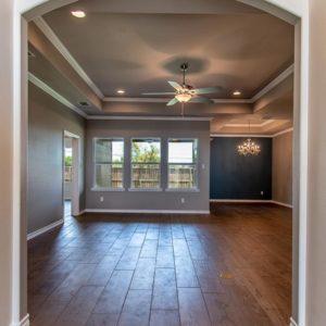 Interior Entry Living